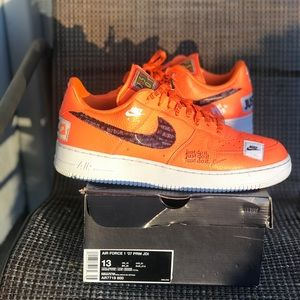 Air Force 1 '07 Low LV8 'Just Do It'